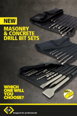 C.K Masonry Drill Bit Sets...Where Do You Keep Yours?