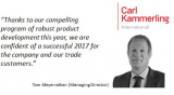 Innovation the Key to Growth for Carl Kammerling International