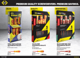 C.K dextro VDE Screwdriver Range – Making tough jobs easier!