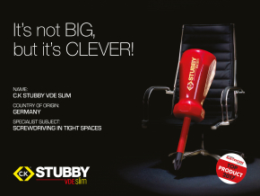 CK Tools' Stubby Screwdriver crowned as one of the best products of 2017