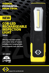 C.K Set to Light the Way with Its Exciting Work Light Range