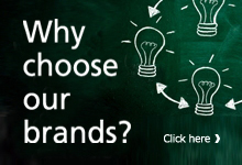 Why Choose Our Brands