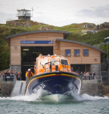 Carl Kammerling International Employees Support Local RNLI Lifeboat Station